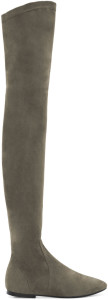 Isabel Marant Taupe Suede Brenna Boots3