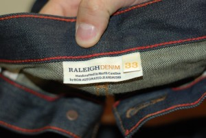 Raleigh Denim
