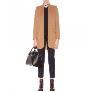Stella McCartney Wool Blend Coat1
