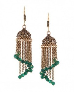 145087719753590247-golden-jhumka-green-bead