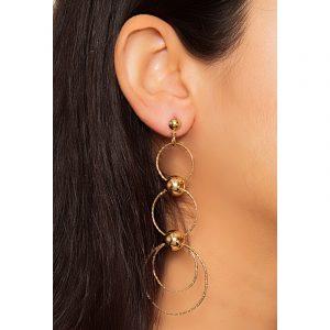 gold_halo_earrings