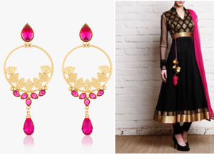 Traditional Earring _ stylegods