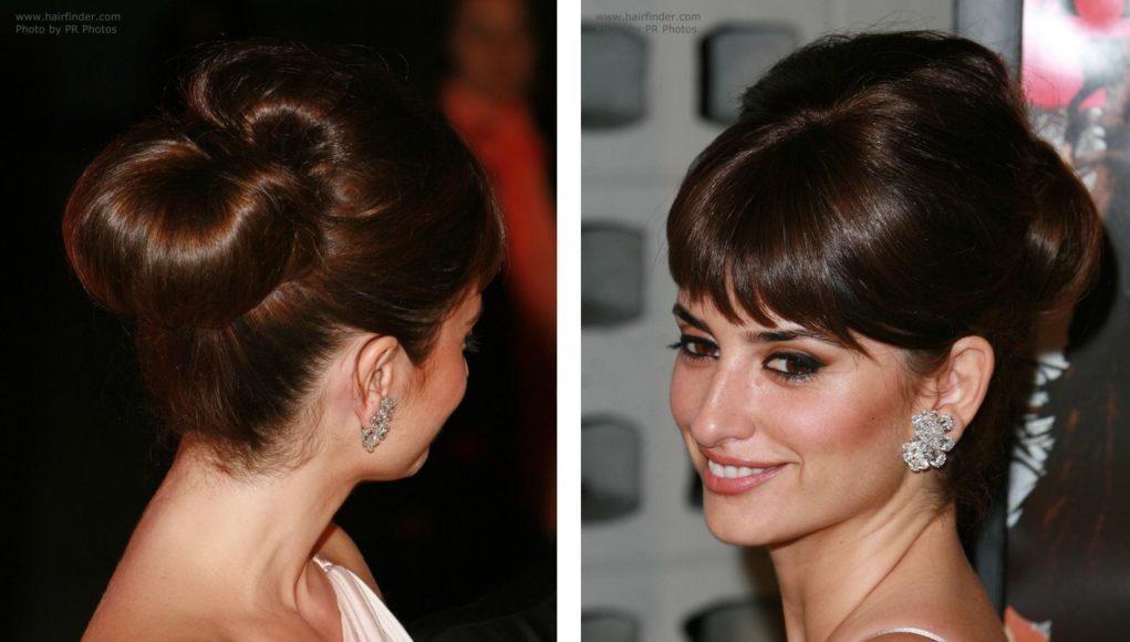 penelope-cruz-hair-bun