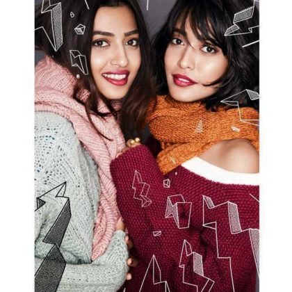 Radhika Apte and Sayani Gupta
