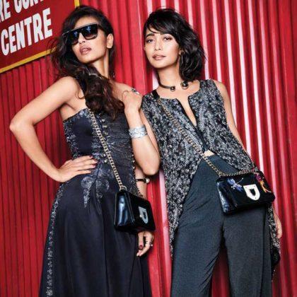 Radhika Apte and Sayani Gupta