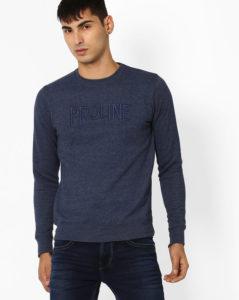 Blue Sweatshirt _stylegods