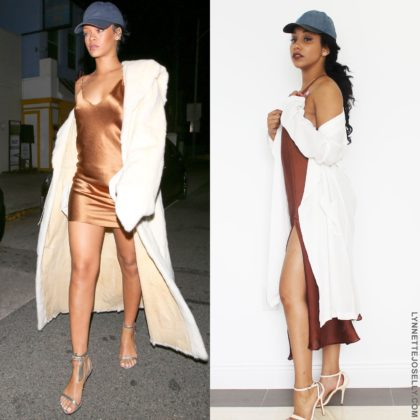 dress-for-less-celebrity-inspired-outfit-rihanna-bronze-slip-dress-4