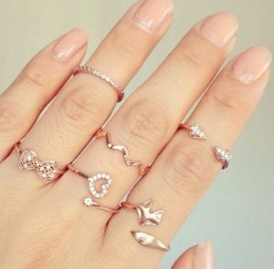 Trendy Rings _ stylegods