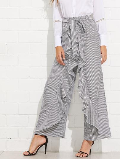 Ruffel outfits _ Style Gods