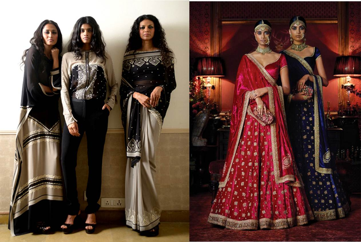 5 Best Indian Fashion Designers Masters