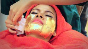 24 K Gold Face Mask _ stylegods
