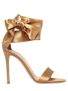 Unique Golden Heels _ stylegod