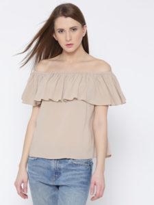 Off-Shoulder Top _ Stylegods