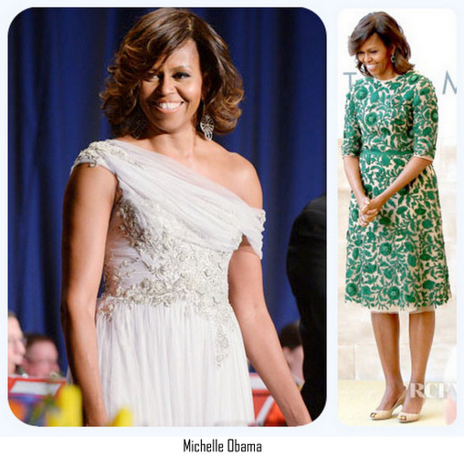 Michelle-Obama-Indian-Fashion-designer-Naeem Khan