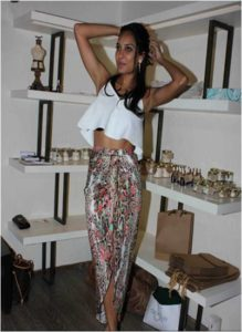 Naked By Lisa Haydon _stylegods