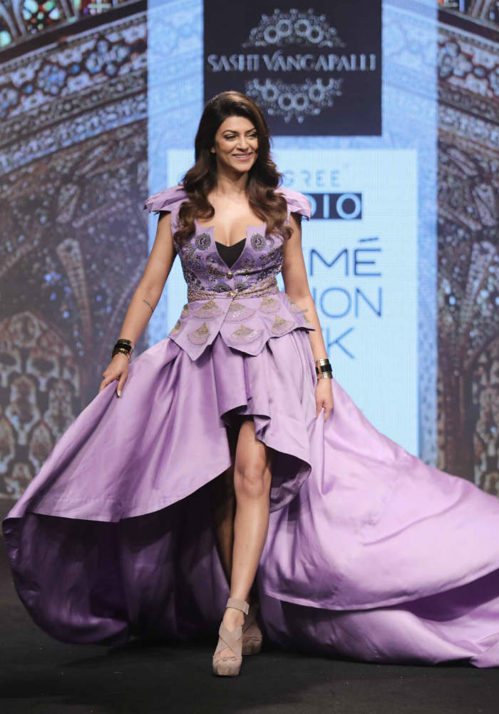 Some Of The Most Glamourous Days Of The Year Lakme Fashion Week