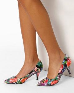 Printed Heels _ stylegods