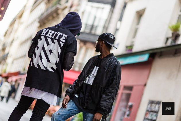 JAIPERDUMAVESTE_JPMV_Nabile-Quenum_Christian-Nguyen_Sebane-Boli_Off-White_Paris_Fall-Winter-2014_Paris-Street-Fashion-2