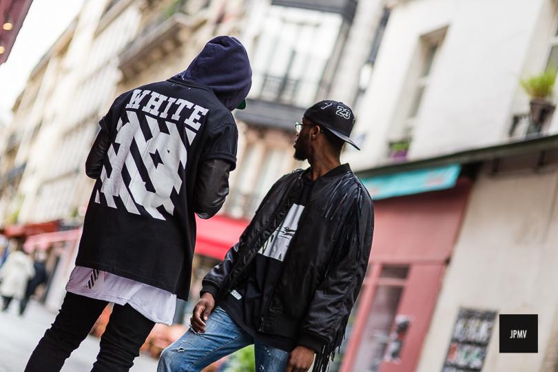 JAIPERDUMAVESTE_JPMV_Nabile-Quenum_Christian-Nguyen_Sebane-Boli_Off-White_Paris_Fall-Winter-2014_Paris-Street-Fashion-2