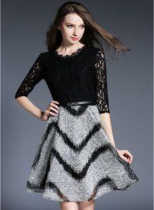 Printed Dresses _ stylegods