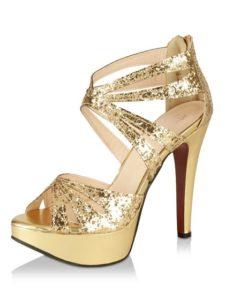Glitter Heels _ stylegods