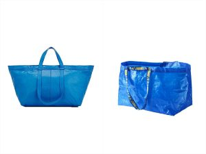 baleanciaga's arena bag