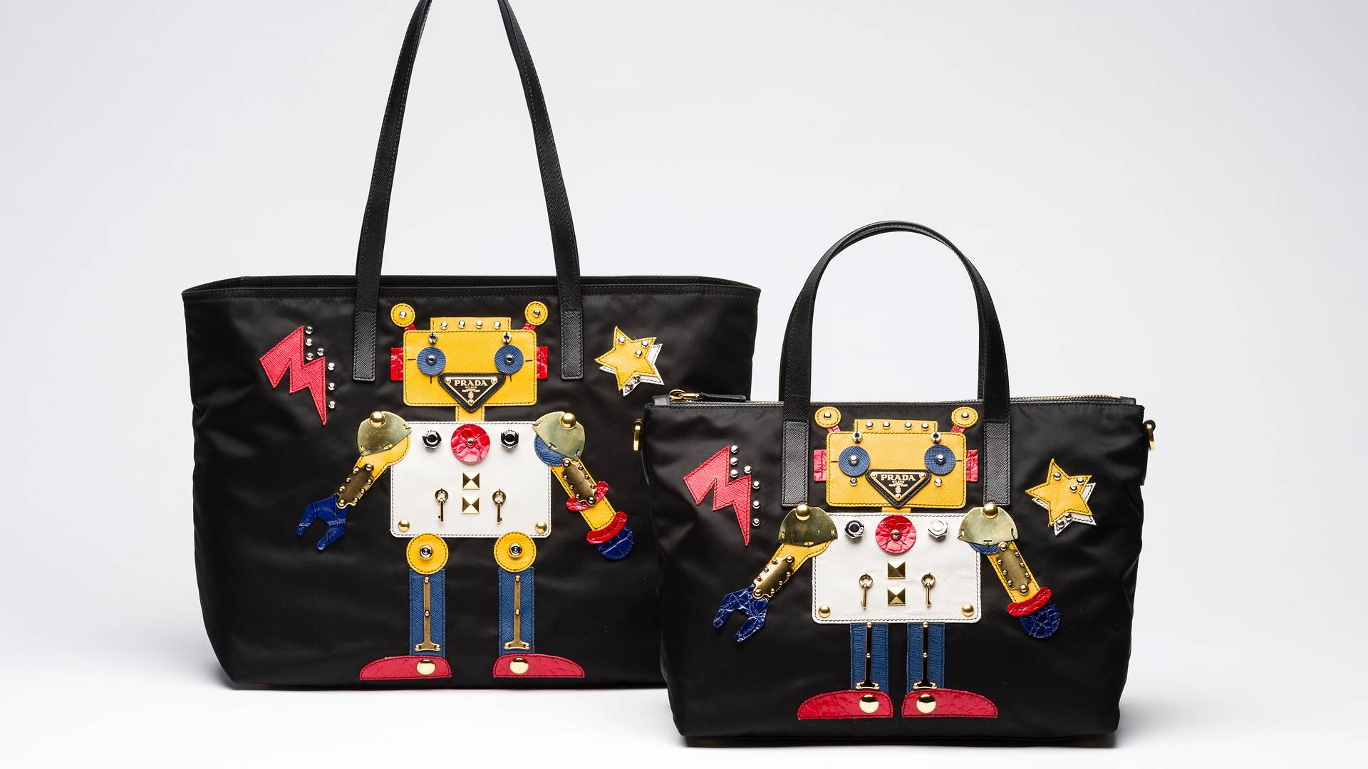 Prada Robot Bag