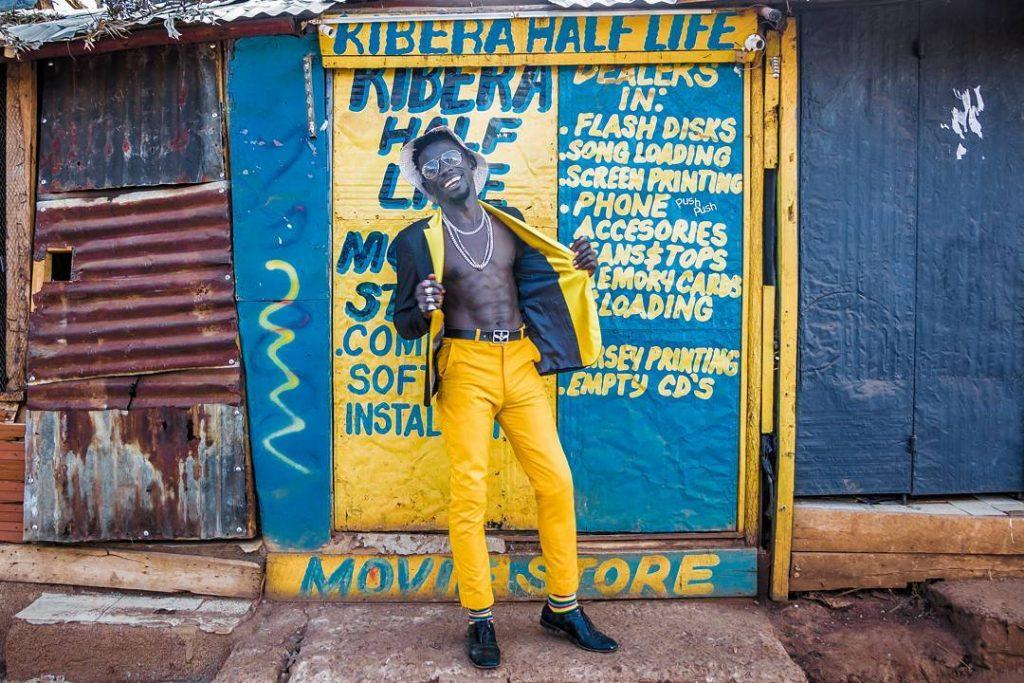 Kenyan Fashionista
