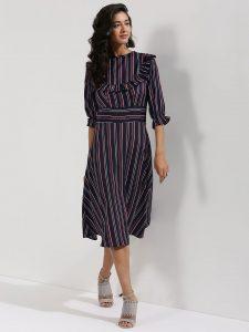 Trendy Stripe Dresses _ stylegods