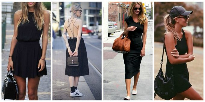 black-summer-dresses