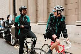 the deliveroo jacket
