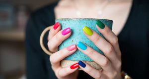 Nail Art nail painting Hd Wallpaper