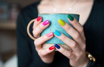 Nail Art nail painting Hd Wallpaper