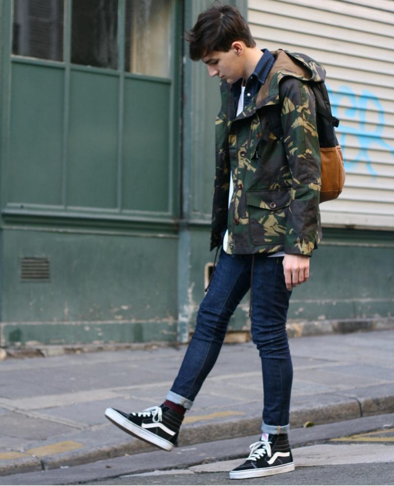 old skool fashion