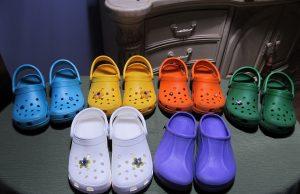 Clogs and crocs