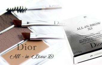 Dior All-in-Brow 3D_review and swatches