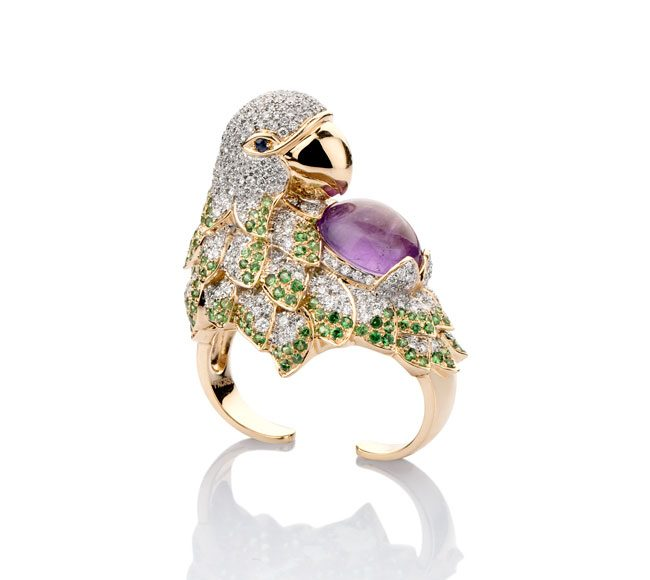 Latest Nature Inspiring Collection _ stylegodsFarah-Khan-Ali-Joya-jewellery-5