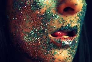 Glitter Face Mask _ stylegods