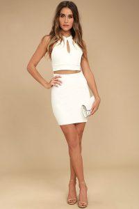 Stunning White Outfits _ stylegods