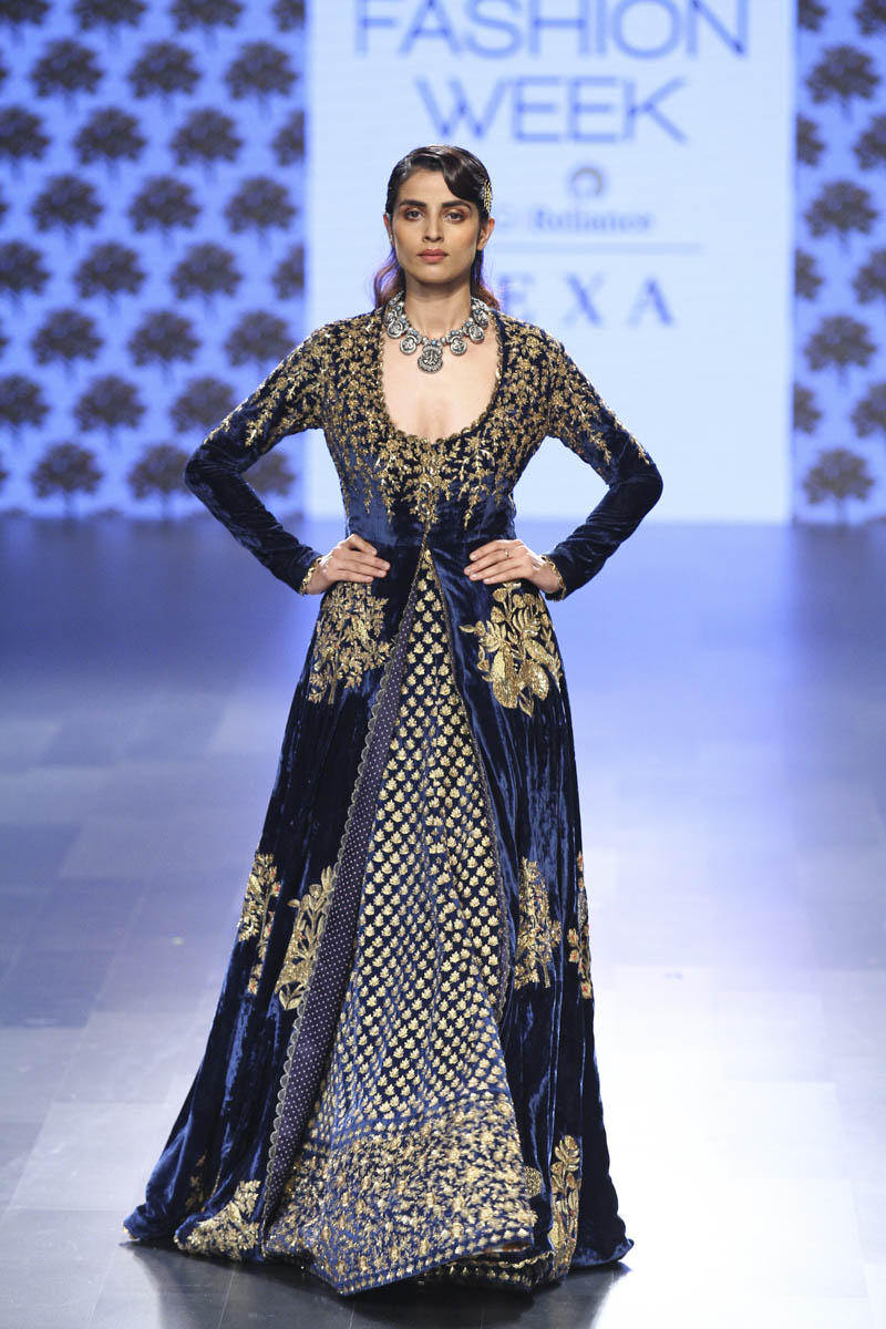 Lakmé Fashion Week 2016 Redefine The Future Of Fashion: Highlights Of Lakme Fashion Week 2017 Winter Festive