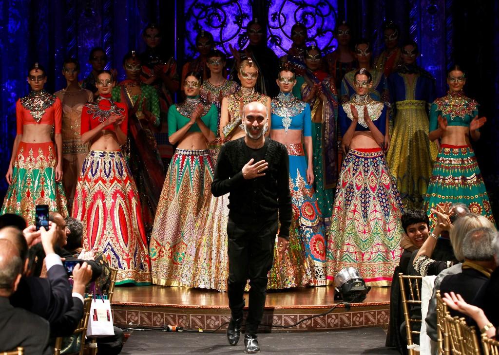 Designer Manish Arora Wants India In Global Fashion Plan