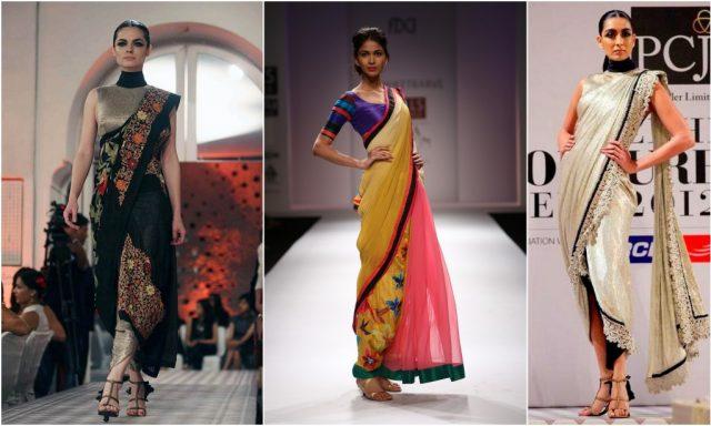 The saree