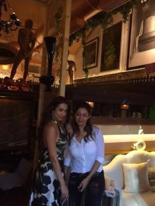 Gauri Khan's New Shop _ stylegods