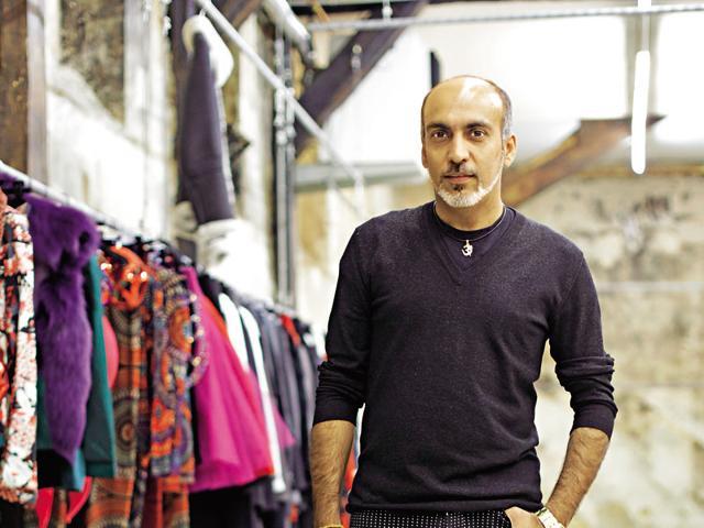 Designer Manish Arora
