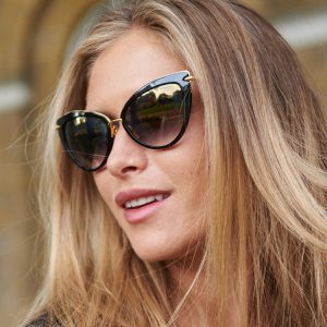 Classic Cat Eye Sunglasses _ stylegods