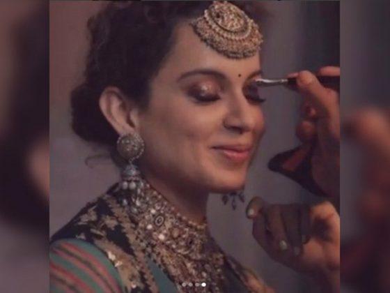 Kangana Ranaut Bridal Photo Shoot _ stylegods