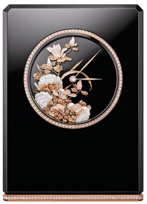 Chanel's New Table Clock _ stylegods