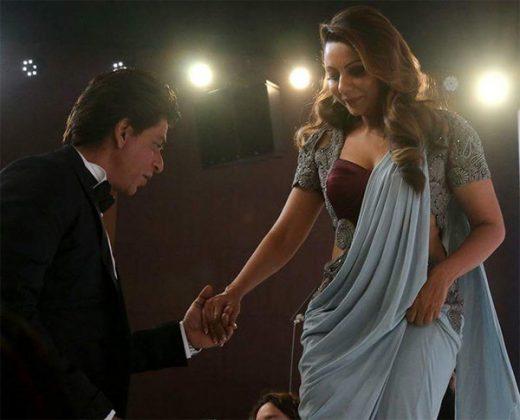 Shah Rukh Khan And Gauri Khan _ stylegods