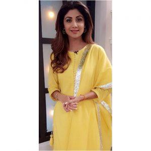 Shilpa Shetty Sharara Set _ stylegods