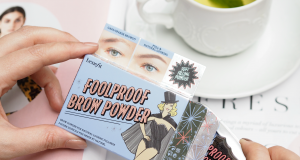 The Power Of Brows How To Achieve A Killer Arch & Awaken Your Face (With Benefit's Foolproof Brow Powder) 10